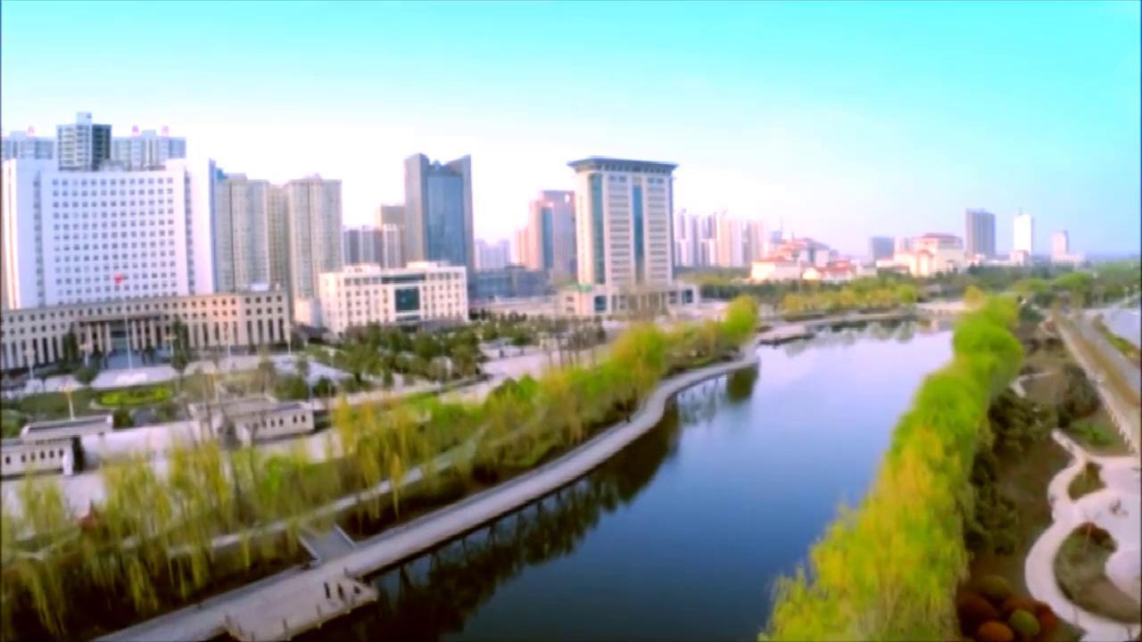河南驻马店:家园变美丽 城市更文明