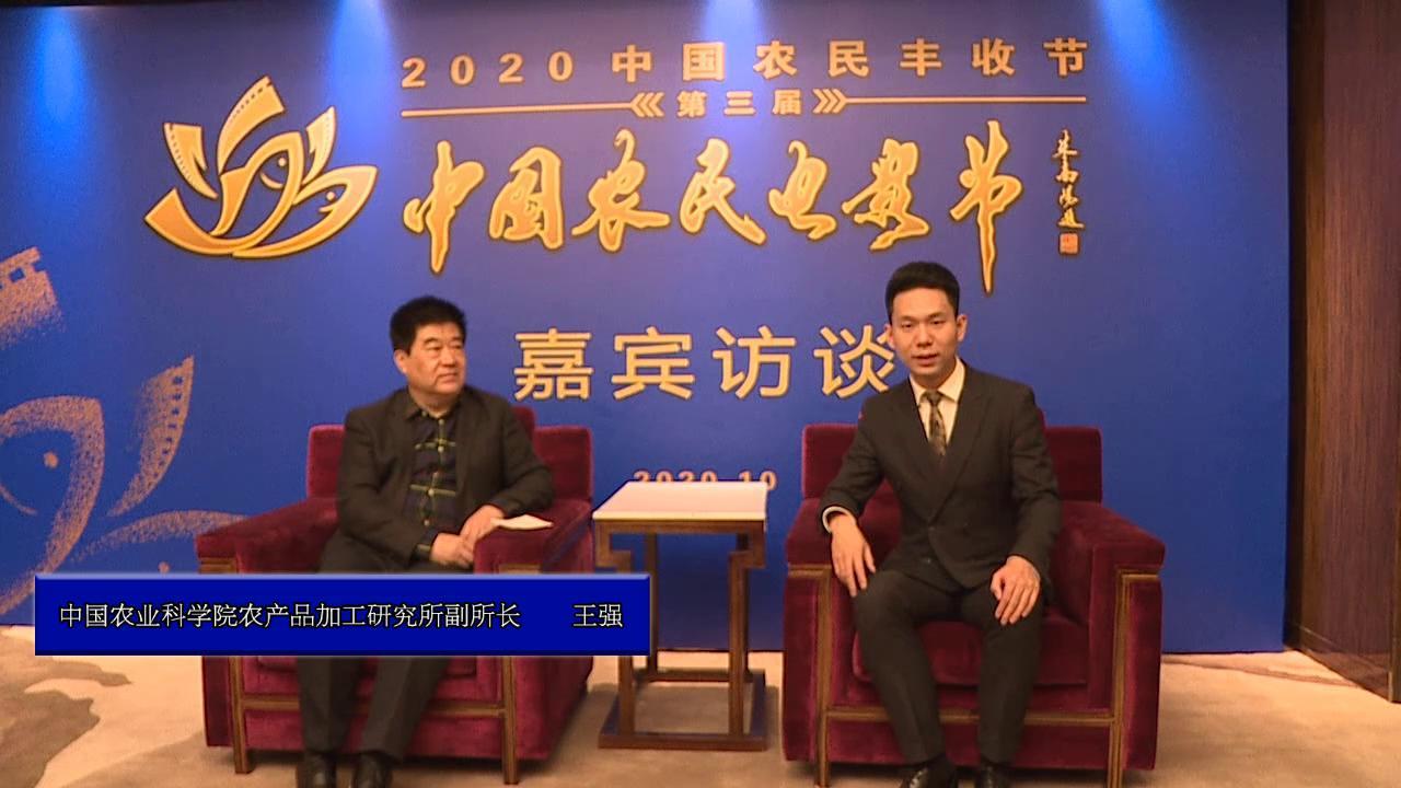 第三届中国农民电影节系列访谈之王强