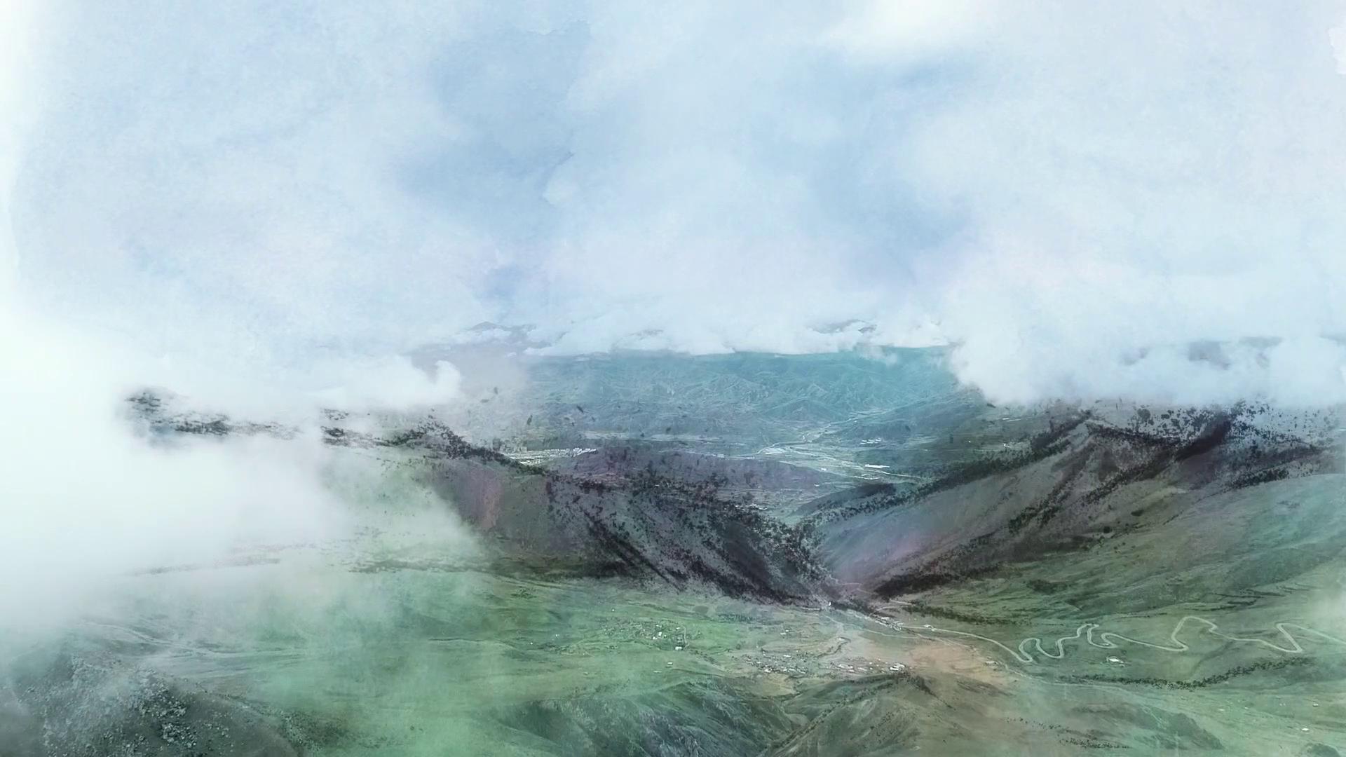 《遍地英雄下夕阳》第四集《对望青山》
